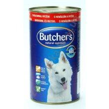Butchers Beef and Rice - консервы Батчерс с говядиной и рисом