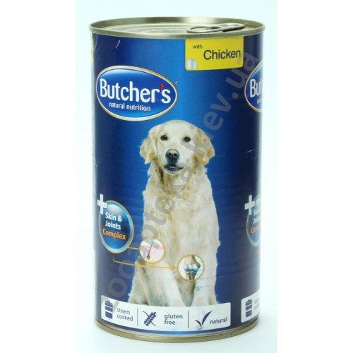 Butchers Plus Chicken - консервы Батчерс с курицей