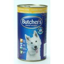 Butchers Chicken and Rice - консервы Батчерс с курицей и рисом