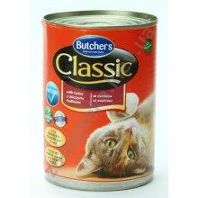 Butchers Classic Game - консервы Батчерс с дичью