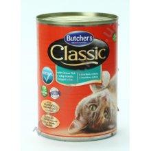 Butchers Classic Ocean Fish - консервы Батчерс с океанической рыбой