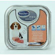 Butchers Pro Beef Game - паштет Батчерс с говядиной и дичью