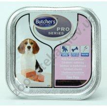Butchers Pro Poultry Beef - паштет Батчерс с птицей и говядиной