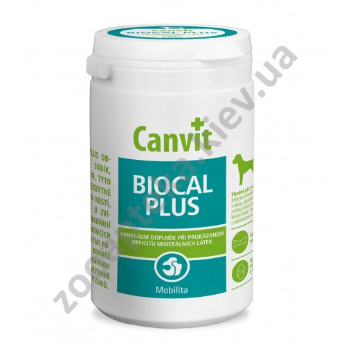 Canvit Biocal Plus - минеральный комплекс Биокаль для улучшения подвижности