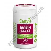 Canvit Biotin Maxi - витамины Канвит для здоровой шерсти и кожи для крупных собак