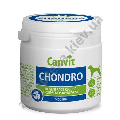 Canvit Chondro - витамины Канвит для поддержки суставов собак