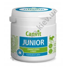 Canvit Junior - витаминно-минеральный комплекс Канвит для щенков и юниоров