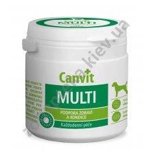 Canvit Multi - мультивитамины Канвит для роста и развития собак