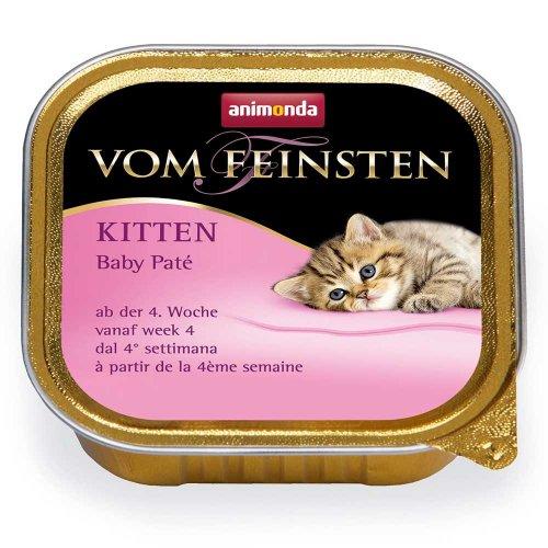 Animonda Vom Feinsten Kitten Baby-Pate - консервы Анимонда для котят в возрасте от 4 до 16 недель