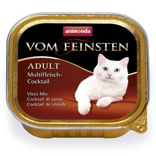 Animonda Vom Feinsten - консервы Анимонда мясной коктейль для кошек