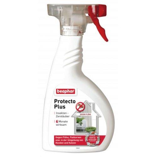 Beaphar Protecto Plus - средство Бифар для уничтожения насекомых