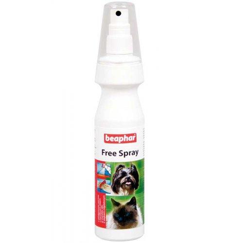 Beaphar Free Spray - спрей Бифар от колтунов