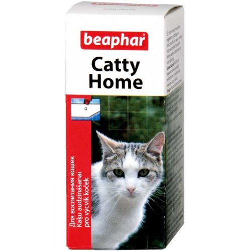 Beaphar Catty Home - капли Бифар для привлечения котят и кошек