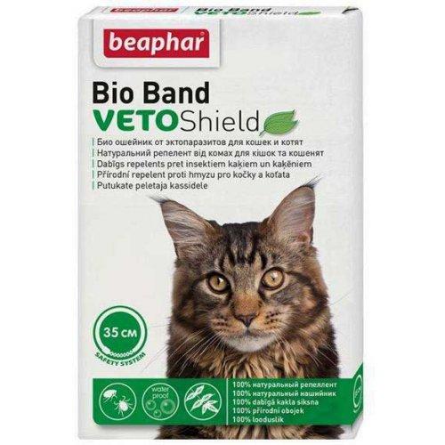 Beaphar Bio Band For Cats - натуральный ошейник Бифар от насекомых для кошек и котят