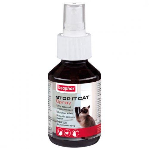 Beaphar Stop It Cat - отпугивающий спрей Бифар для кошек