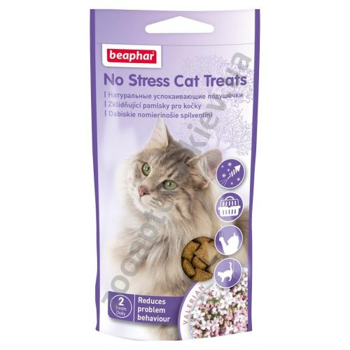 Beaphar No Stress - подушечки антистресс Бифар для кошек