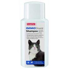 Beaphar IMMO Shield - шампунь антипаразитарный Бифар для кошек