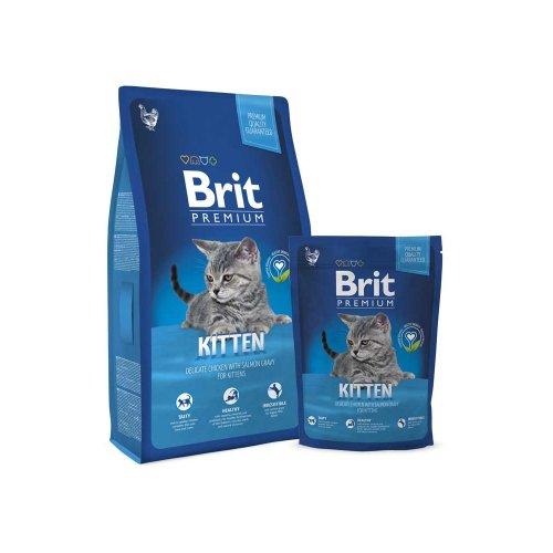 Brit Premium Cat Kitten - корм Брит для котят