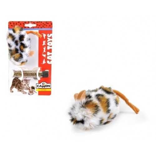 Camon - мышь Камон + кошачья мята