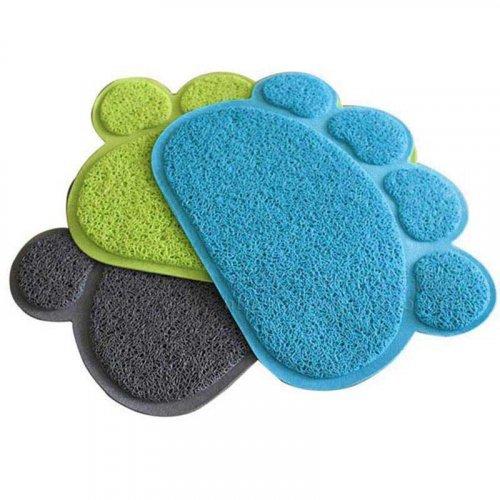 Croci - коврик Кроки Лапка большой для кошачьего туалета