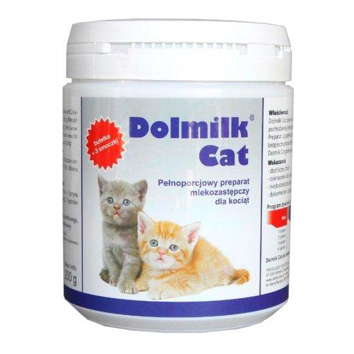 Dolfos Dolmilk Cat - заменитель молока Дольфос для котят
