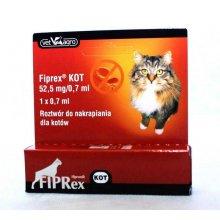 Fiprex - капли от блох Фипрекс для кошек