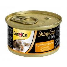 Gimpet ShinyCat - консервы Джимпет с тунцом и курицей