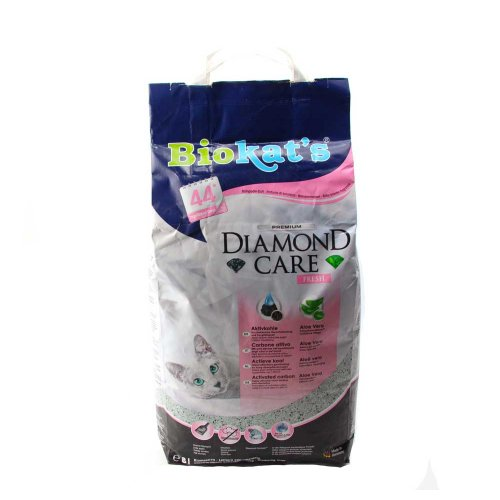 Gimpet Biokats Diamond Fresh - наполнитель Гимпет Диамант Фреш
