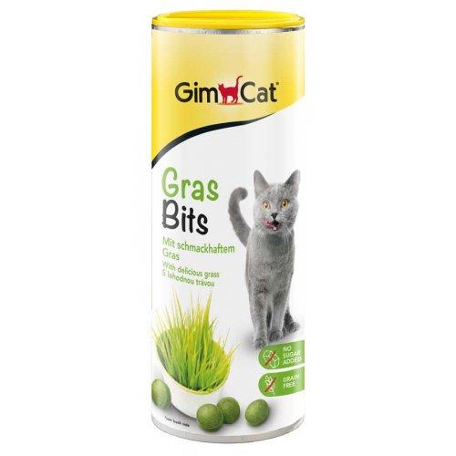 Gimpet GrasBits - витаминизированные лакомства Джимпет с травой для кошек