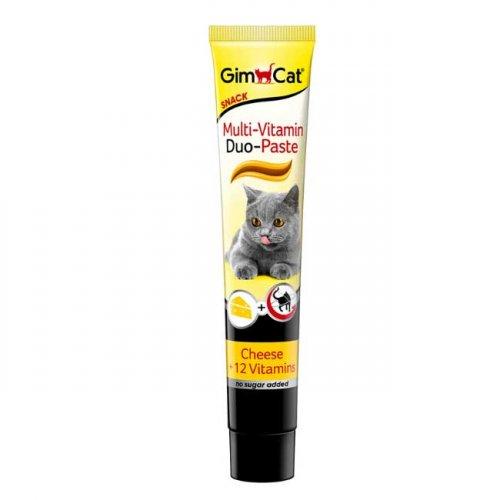 Gimpet Duo-Paste - мультивитаминная паста Джимпет с сыром