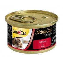 Gimpet ShinyCat - консервы Джимпет с курицей