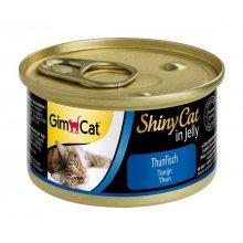 Gimpet ShinyCat - консервы Джимпет с тунцом