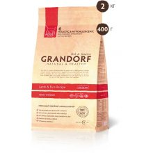 Grandorf Lamb and Rice - корм Грандорф с ягненком и рисом для кошек