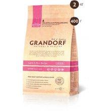 Grandorf Kitten - корм Грандорф с ягненком и рисом для котят