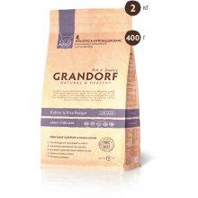 Grandorf Rabbit and Rice - корм Грандорф с кроликом и рисом для стерилизованных кошек