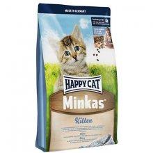 Happy Cat Minkas Kitten - корм Хэппи Кет Минкас для котят