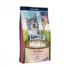 Happy Cat Minkas Sterilised - корм Хэппи Кет Минкас для стерилизованных кошек