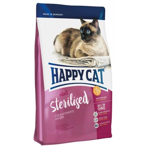 Happy Cat Sterilised - корм Хэппи Кет для стерилизованных кошек