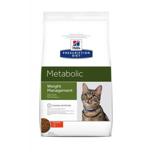 Hills PD Metabolic Weight Management - корм Хиллс для снижения веса у кошек
