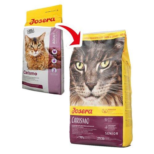 Josera Carismo - корм Йозера Каризмо для пожилых кошек
