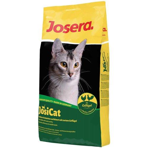 Josera Josicat Poultry - корм Йозера с мясом домашней птицы для кошек