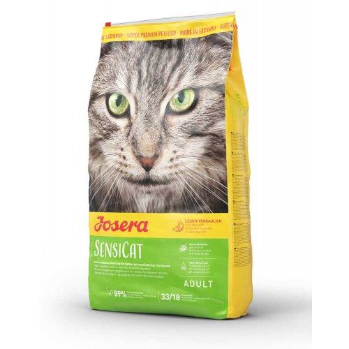 Josera SensiCat - Сухой корм Йозера СенсиКэт для кошек