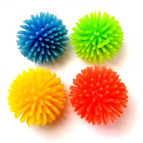Karlie-Flamingo Hedgehog Balls - мячи-ежики из латекса Карли-Фламинго для кошек