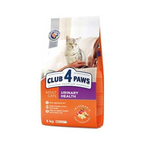 C4P Premium Urinary Health - корм Клуб 4 Лапы для профилактики заболеваний мочевыделительной системы