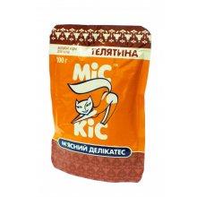 МИС КИС консервы с телятиной для кошек, пауч