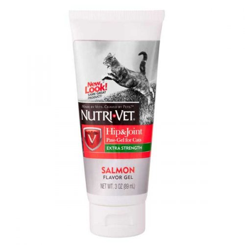 Nutri-Vet Hip&Joint Paw-Gel - гель Нутри-Вет Связки и Суставы для кошек