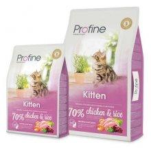 Profine Kitten - корм для котят Профайн, с курицей и рисом