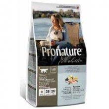 Pronature Holistic - корм для кошек Пронатюр Холистик атлантический лосось с рисом