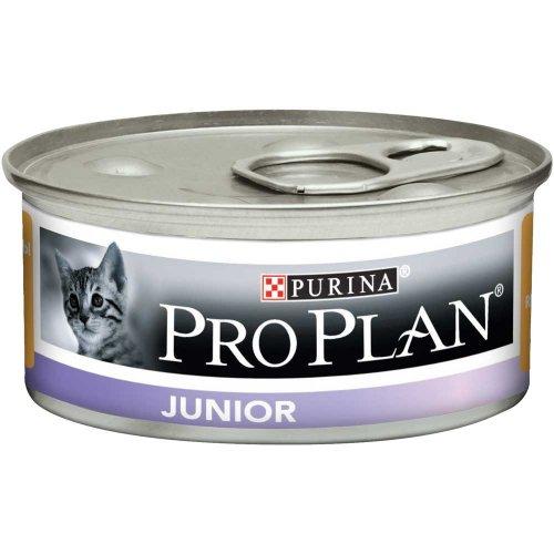 Purina Pro Plan Junior - паштет Пурина Про План с курицей для котят