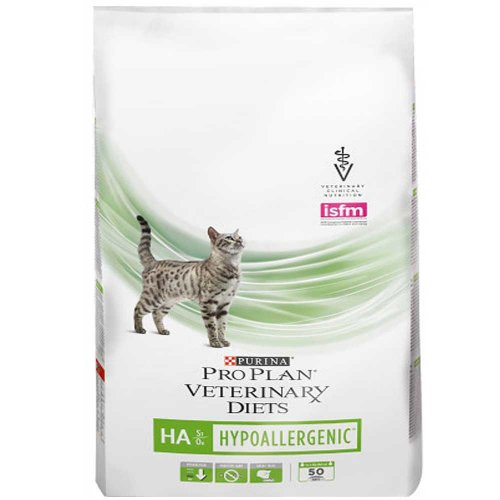 Purina Vet Diets Cat HA - диета Пурина для диагностики и профилактики пищевой аллергии